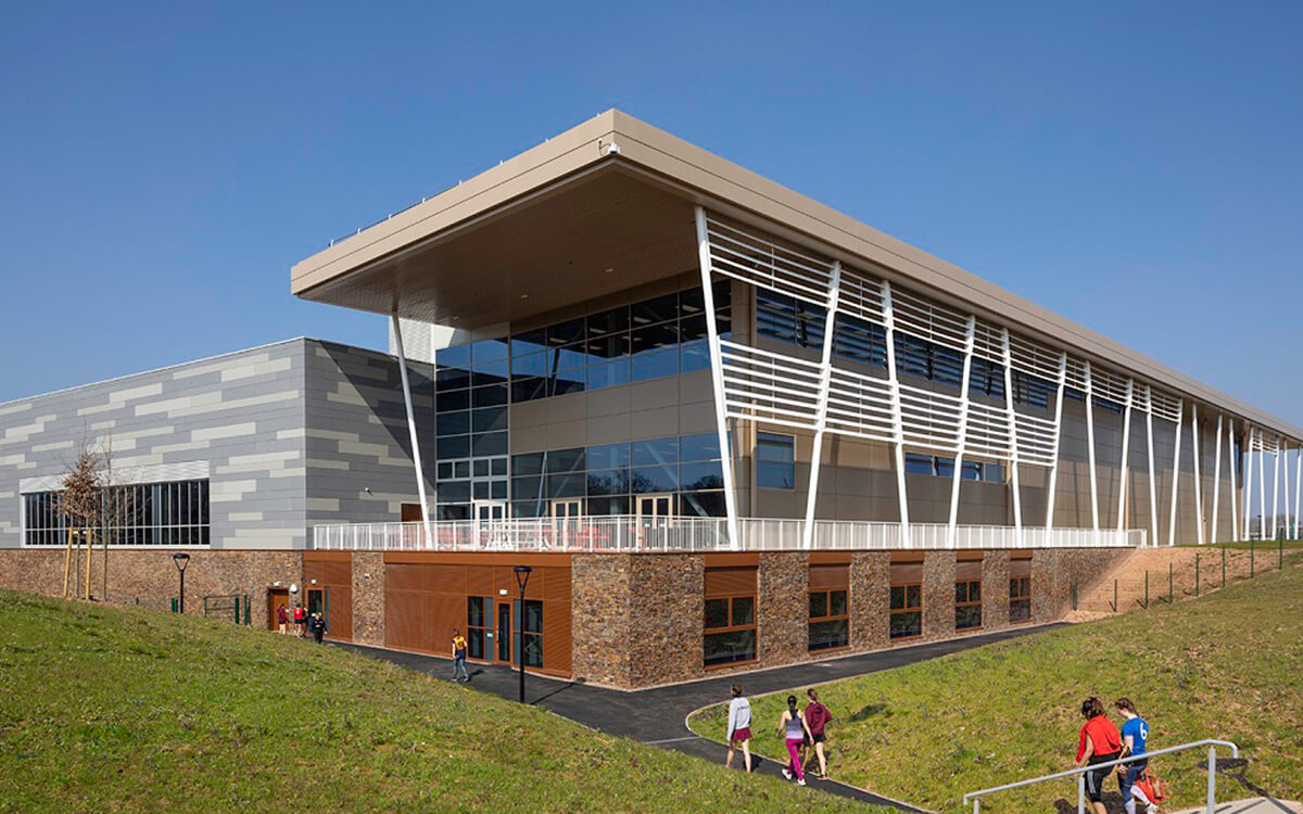 Uni of Warwick Health & Wellness Hub