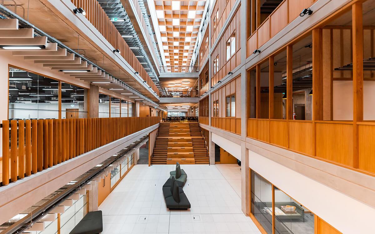 £46.5m School of Engineering for the University of Birmingham